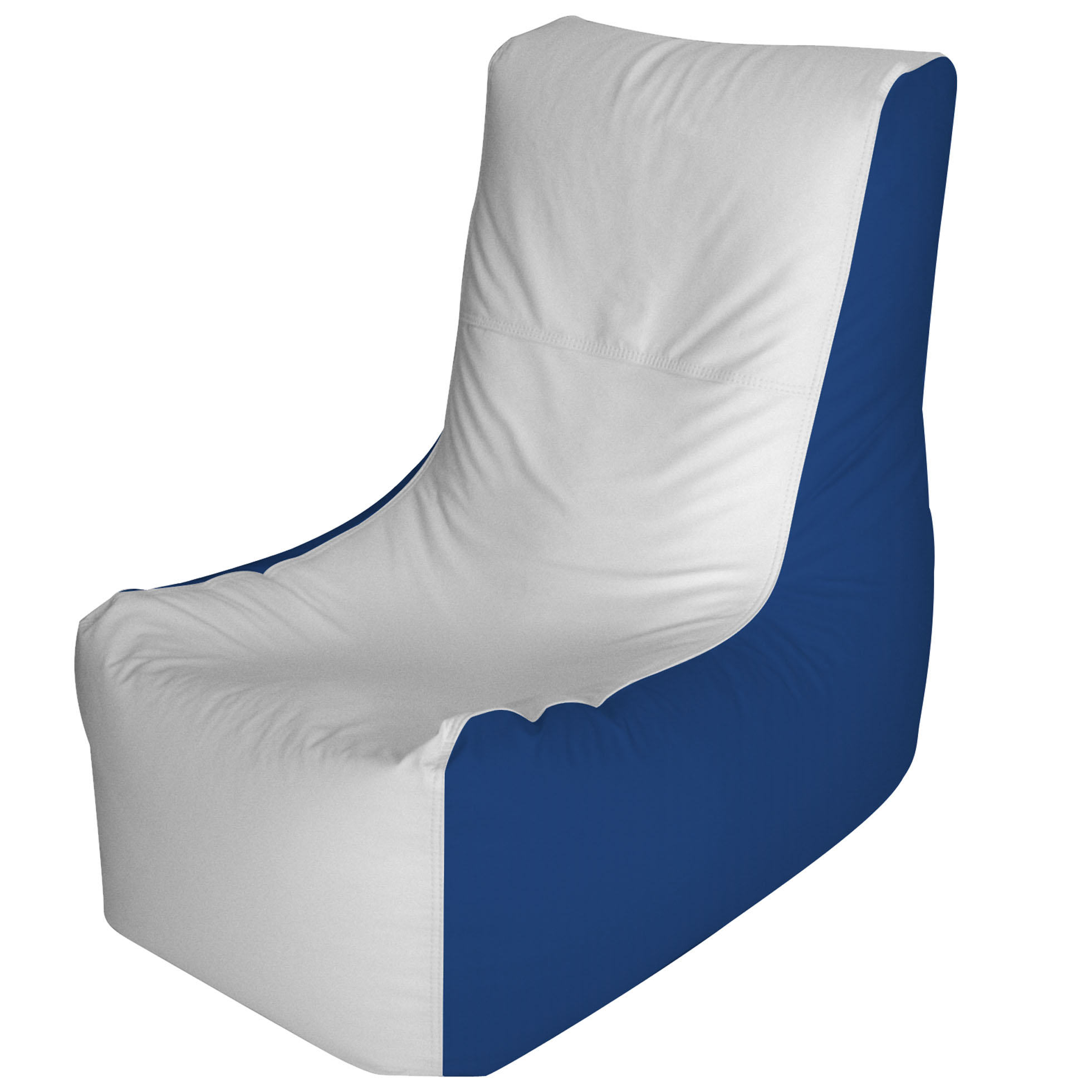 Wedge Style Marine Bean Bag Small